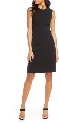 Harper Rose Sleeveless Sheath Dress