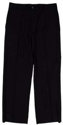 Dolce & Gabbana Straight-Leg Dress Pants