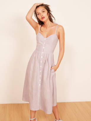 Reformation Petites Thelma Dress