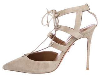 d4355ffd006 Tie Pumps - ShopStyle