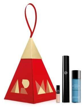 Giorgio Armani Eyes to Kill Three-Piece Ornament Set