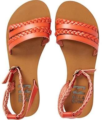 Billabong Women's Untold Sun Flat Sandal