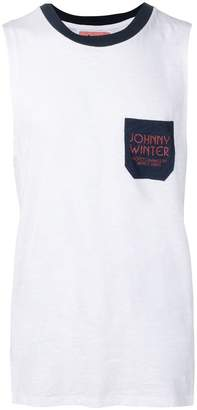 Acne Studios Johnny Winter sleeveless T-shirt