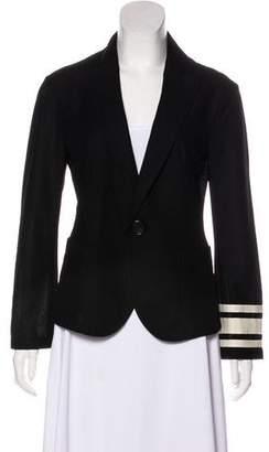 Y-3 Long Sleeve Blazer