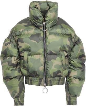 Ienki Ienki Poodle Quilted Shell Down Jacket
