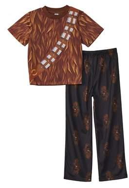 Character Sleepwear Boys' 2pc Star Wars Set.