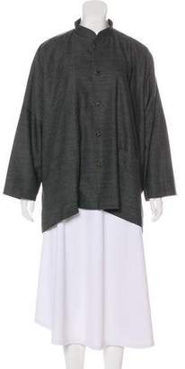 eskandar Oversize Wool Top