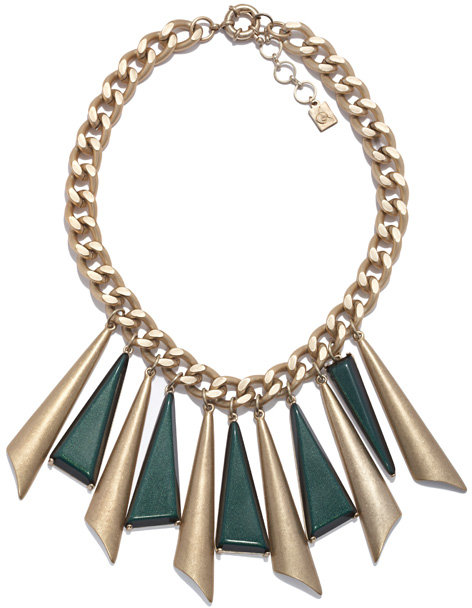 Mixed Triangle Collar