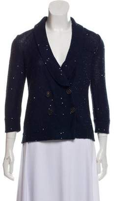 Brunello Cucinelli Embellished Shawl-Lapel Jackets w/ Tags