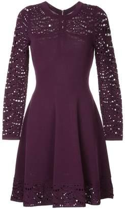 Milly textured stitch dress