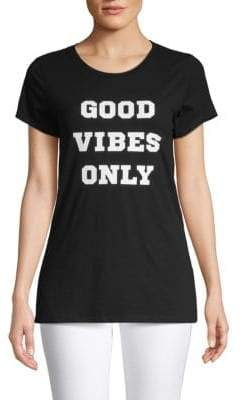 Threads 4 Thought Good Vibes Cotton Tee