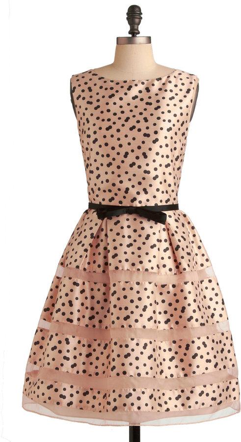 Rosé Bubbly Dress