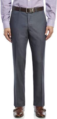 Kenneth Cole Reaction Flat Front Suit Pants