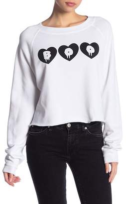 Wildfox Couture Call Me Boo Monte Crop