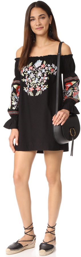 Free People Fleur Du Jour Mini Dress 3