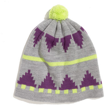 1717 oliveTM graphic fair isle hat