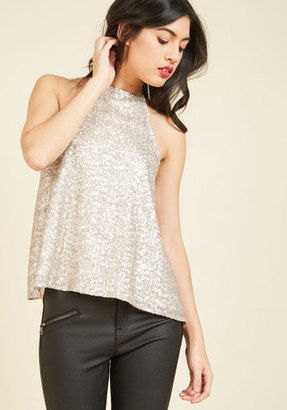 Taylor & Sage A Shiny Example Tank Top $44.99 thestylecure.com