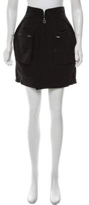 Maison Margiela Mini A-Line Skirt w/ Tags