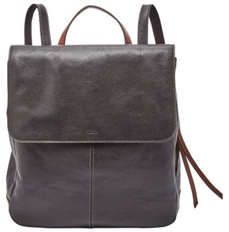 Fossil Claire Backpack Handbags Black