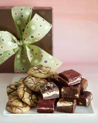 Brownie Points Best of Both Worlds Brownies & Cookies