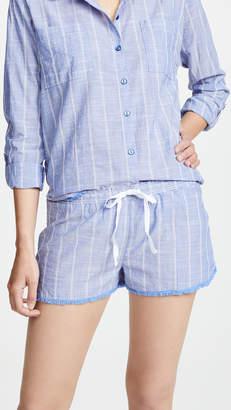 PJ Salvage Feelin' Blue PJ Shorts