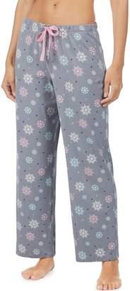 Jockey Women's Holiday Print Pajama Pants