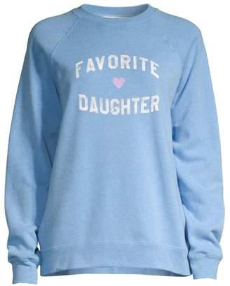 Sub Urban Riot Suburban Riot Favorite Daughter Sweatshirt