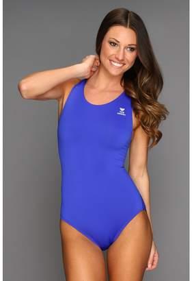 TYR Durafast Elitetm Solid Maxfit Swimsuit Women's Swimsuits One Piece