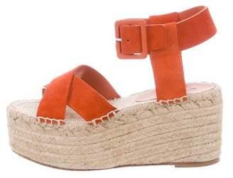 Celine Espadrille Wedge Women s Sandals - ShopStyle 36761d31dbec5