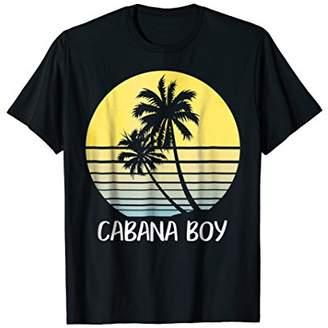 Cabana Boy TShirt