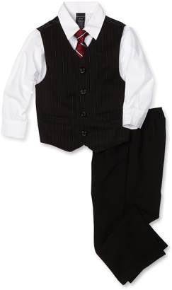 Nautica Dress Up Little Boys' Dresswear Vest Set