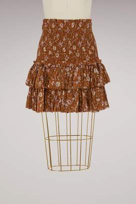 Etoile Isabel Marant Cotton Naomo skirt