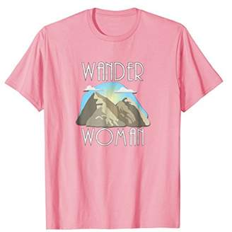 Wander Woman Hiking T-Shirt