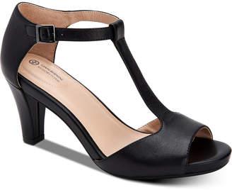 Giani Bernini Claraa Memory Foam Dress Sandals, Women Shoes