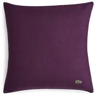 """Lacoste Miami Decorative Pillow, 18"""" x 18"""""""