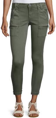 Joie Park Twill Skinny Cargo Pants