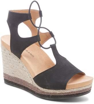 Lucky Brand Yejida Espadrille Wedge Sandal