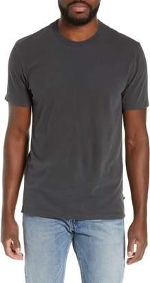 James Perse Regular Fit Tonal Palms Crewneck Shirt