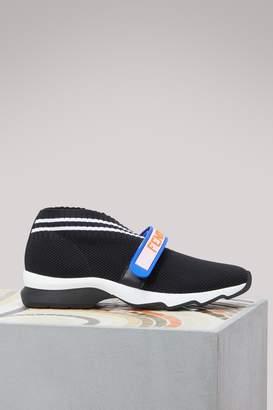 Fendi Fabric sneakers