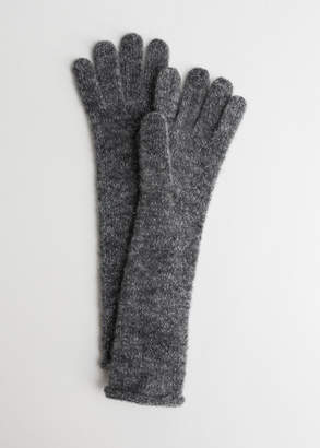And other stories Merino Wool Gloves