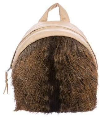 SMAGA Bambi Fur Backpack