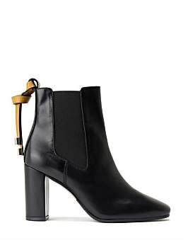 Stuart Weitzman Huxley85 Knot Detail Ankle Boot