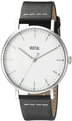 Vestal Unisex SPH3L01 The Sophisticate Analog Display Quartz Watch