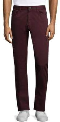 Theory Soft Sateen Casual Pants