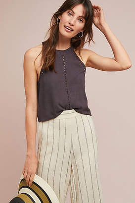 Cloth & Stone Cutout Halter Top