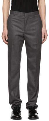Joseph Grey Flannel Jack Trousers