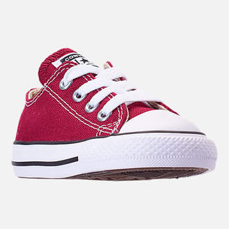 Converse Kids' Toddler Chuck Taylor Ox Casual Shoes