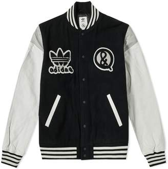 adidas United Arrows & Sons Varisty Jacket
