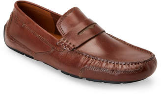 Clarks Cognac Ashmont Way Loafers