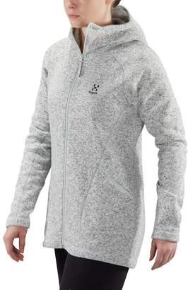 Haglöfs Saga Hooded Fleece Jacket - Women's